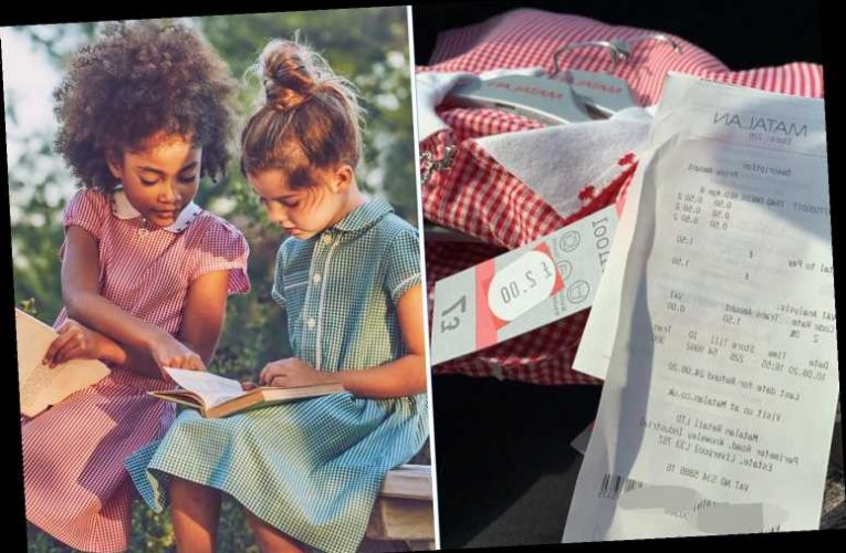 Mums are amazed by Matalan's school uniform sale, with summer dresses for 50p – The Sun