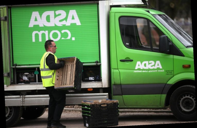 Asda tests picking up returned George clothes when it drops off your food shop