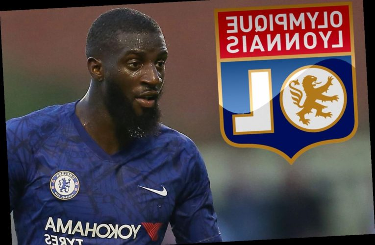 Chelsea in talks to sell £40m flop Tiemoue Bakayoko in Lyon transfer as Man Utd and Arsenal hunt for Houssem Aouar
