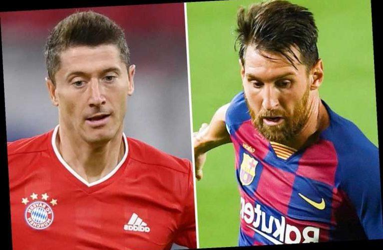 Robert Lewandowski is BETTER than Lionel Messi, claims Matthaus ahead of Barcelona vs Bayern Champions League clash