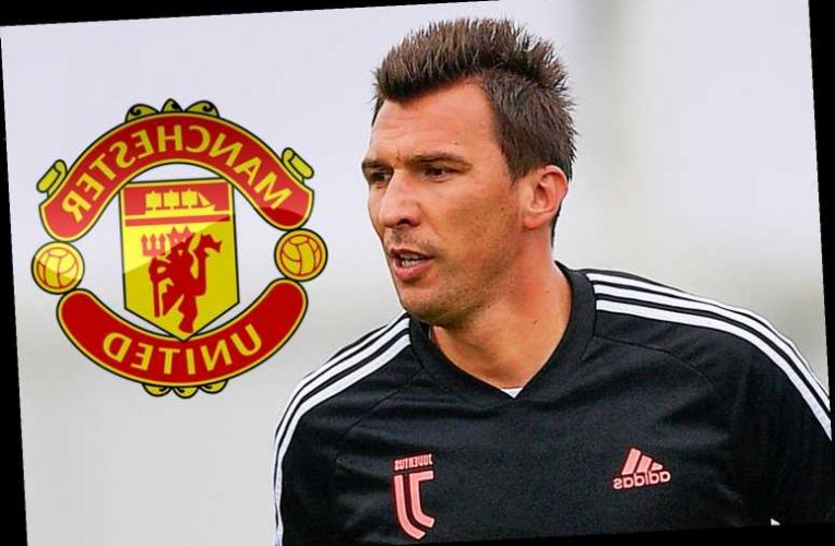 Man Utd should sign Mario Mandzukic, 34, on free transfer after completing Jadon Sancho deal, urges Owen Hargreaves