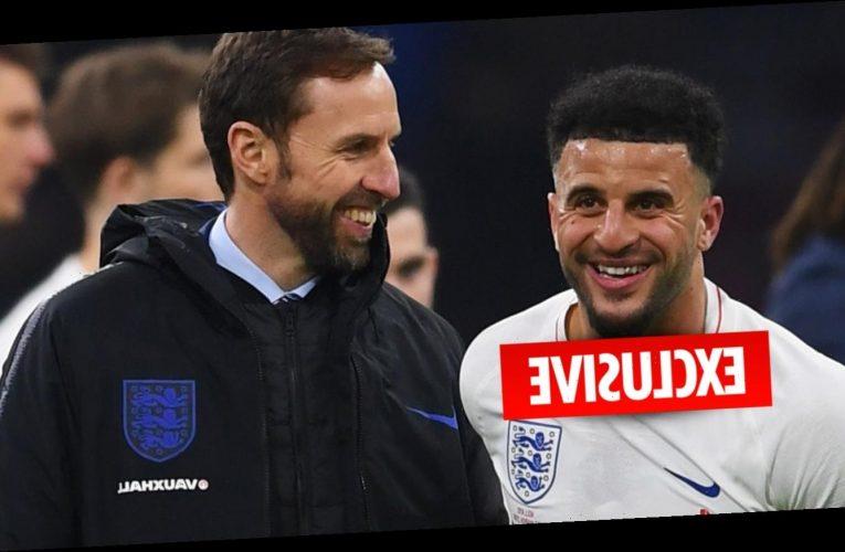 England boss Gareth Southgate considers shock Kyle Walker recall after 18-month absence despite Covid-19 lockdown antics