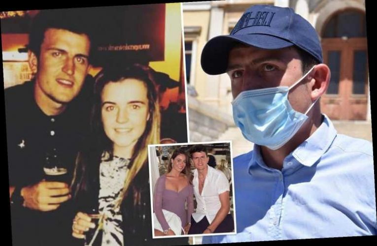 Harry Maguire brawled in Mykonos after sister Daisy was stabbed and mistook plainclothes cops for gang who targeted him