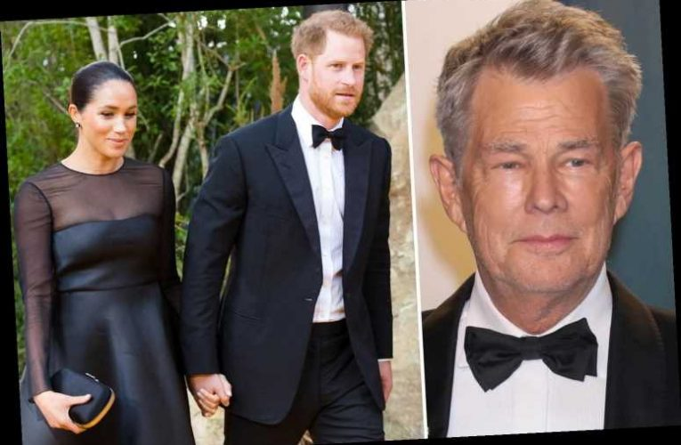 Prince Harry will celebrate 36th birthday with 'new father figure' David Foster and there won't be a 'royal in sight'