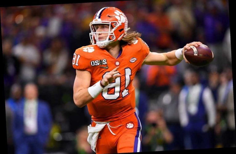 Trevor Lawrence takes clear stance in college football's COVID-19 debate