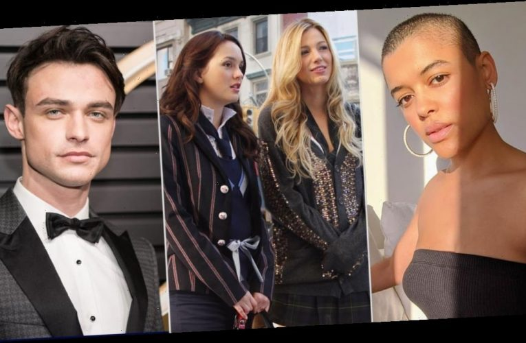 The Cast For HBO Max's Gossip Girl Reboot Is Slowly Coming Together
