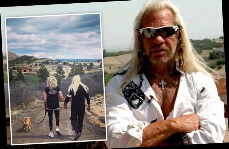 Dog the Bounty Hunter teams up with dog trainer to teach pups to 'smell COVID-19'