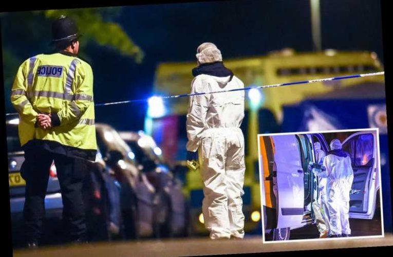 Man, 26, shot dead in street in Birmingham as police launch murder probe