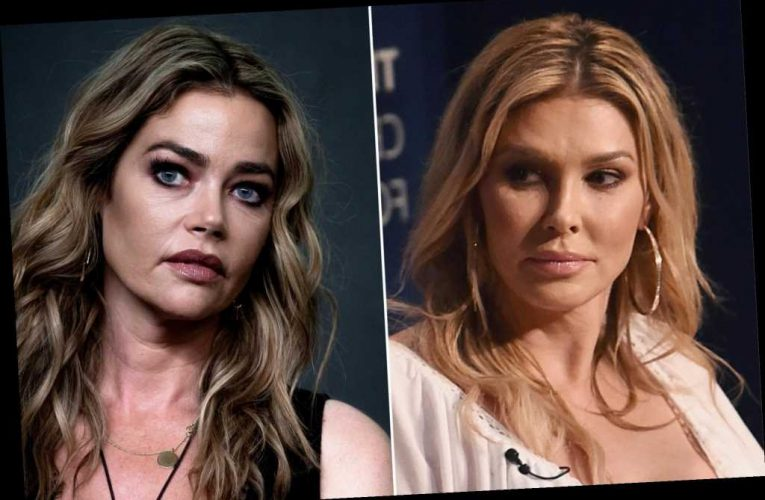 Brandi Glanville snaps at Denise Richards: 'Don't f–k your cast mates!'