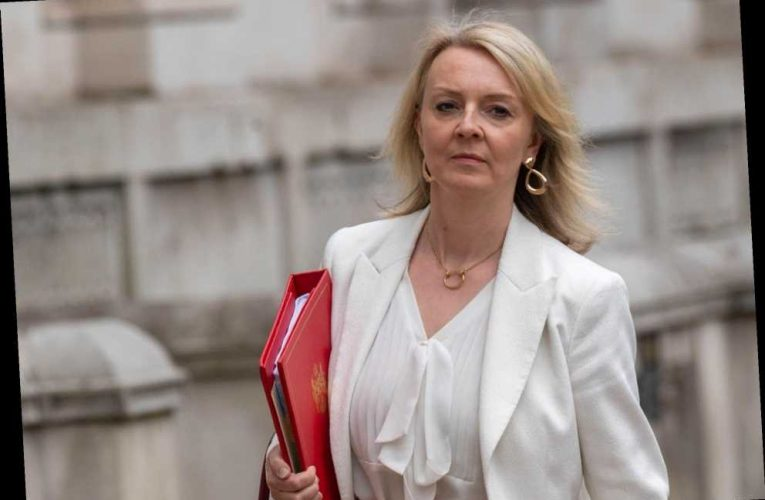 Trade Secretary Liz Truss flies to the US to save UK booze industry jobs