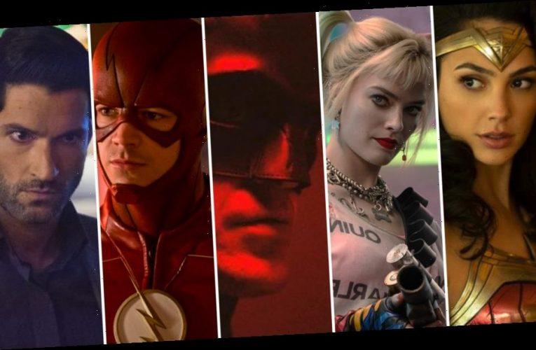 DC FanDome Unveils Schedule, Sets Panels For 'Wonder Woman 1984', 'The Suicide Squad', 'The Batman', 'Black Adam', 'Lucifer', 'The Flash', And More