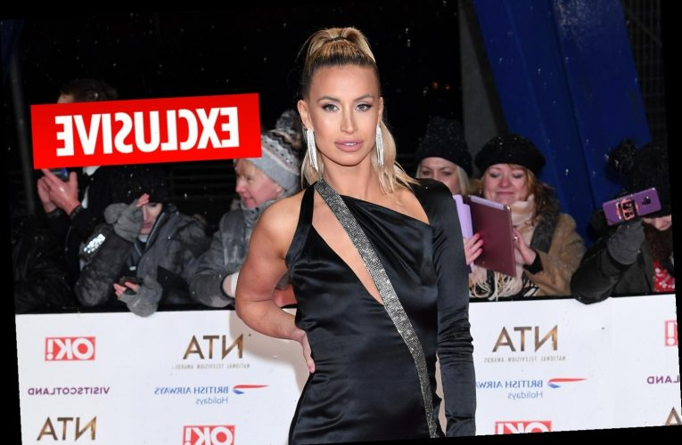 My 20s were full of terrible mistakes like my jailbird ex but I'm older and wiser now, says Ferne McCann