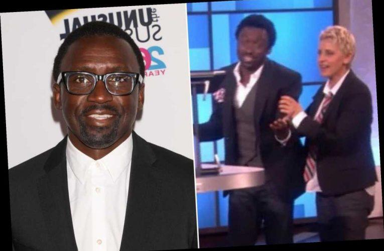 Ex-'Ellen' DJ Tony Okungbowa recalls 'toxicity' on the talk show