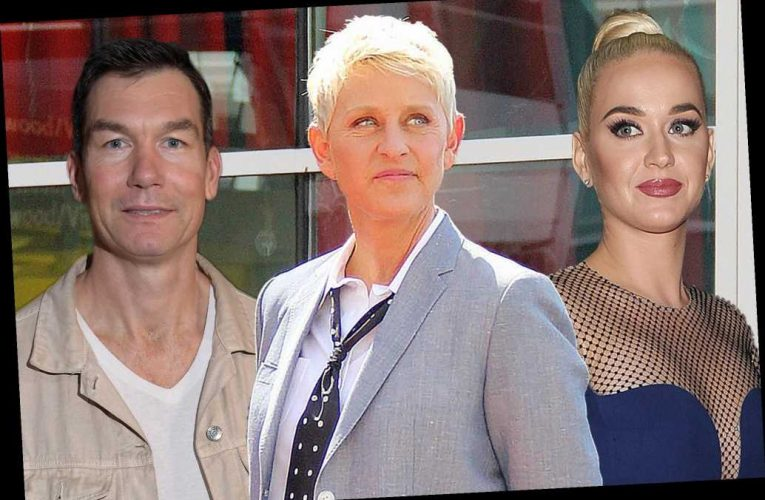 Katy Perry, Jerry O'Connell support Ellen DeGeneres amid scandal