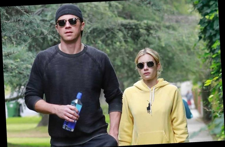 Emma Roberts confirms she is pregnant with a baby boy
