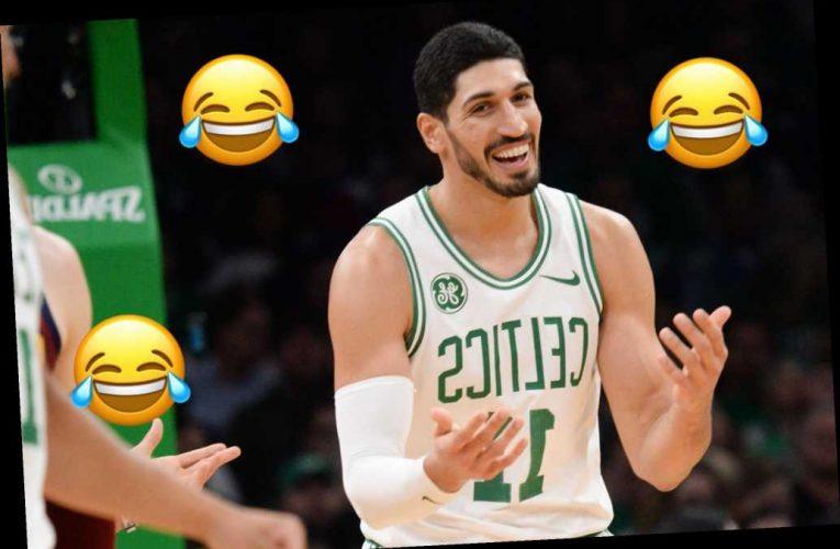 NBA players mock Knicks' lottery misfortune