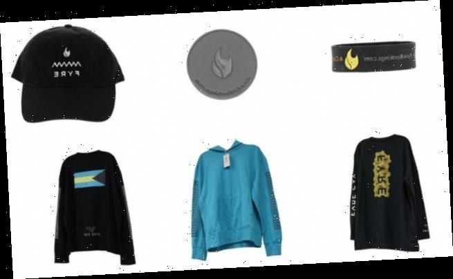 Fyre Festival Merch Seized by U.S. Marshals Hits the Auction Block