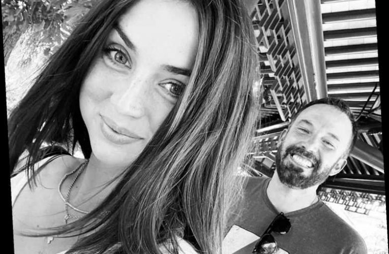 Ana de Armas Got Ben Affleck a Birthday Gift That's Also Sort of For Her