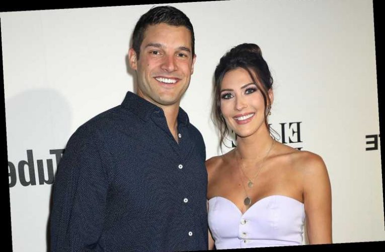 Did Becca Kufrin and Garrett Yrigoyen Split? The Bachelorette Stars Have Been Apart for Weeks