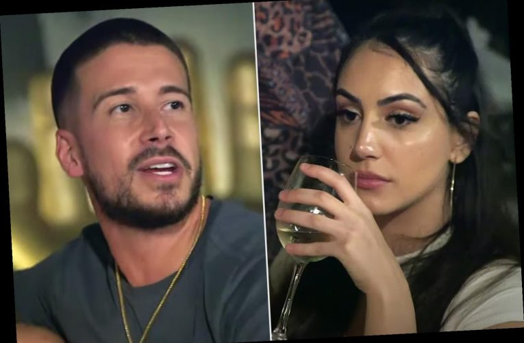 Double Shot at Love: Vinny Is All Over 'Flirty Bottle Girl' Olivia in Miami — See Maria's Reaction