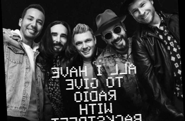 Backstreet Boys to Interact with Fans and Share Memorable Stories on New Apple Music Radio Show