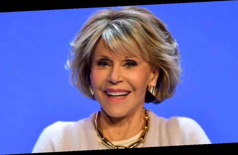 This is what Jane Fonda eats in a day