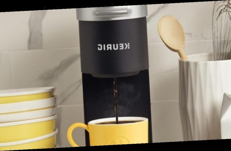 You should never put tap water in your Keurig. Here's why