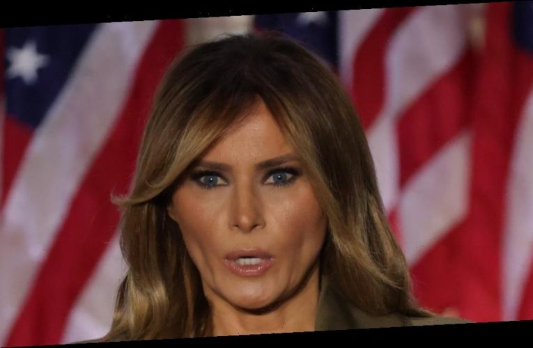 What an expert had to say about Melania Trump's body language at the RNC