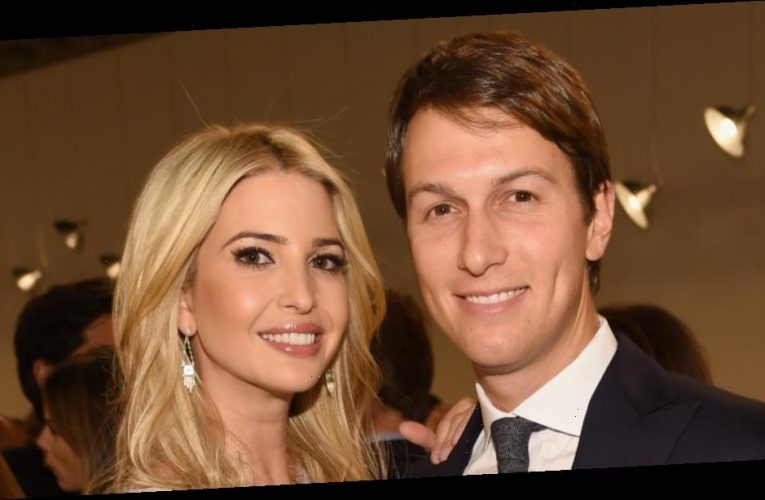 Body language expert reveals the truth about Ivanka Trump and Jared Kushner's relationship