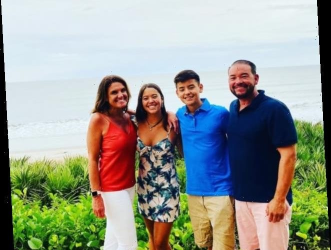 Hannah and Collin Gosselin Look Grown Up and Happy on Family Vacation