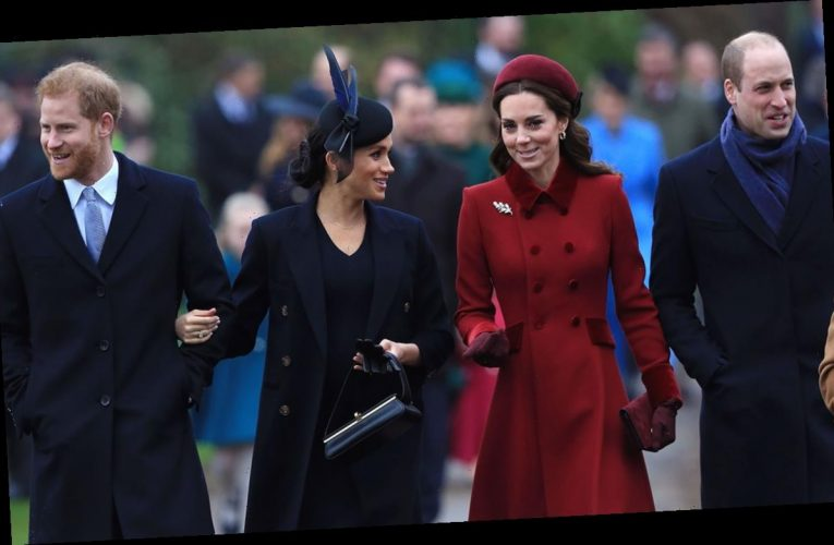 Prince William and Kate send sweet message to Meghan Markle in honour of her 39th birthday