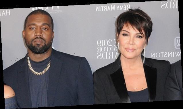 Kanye West Gushes Over Kris Jenner's Taste In Music 21 Days After Slamming Her As 'Kris Jong-Un'