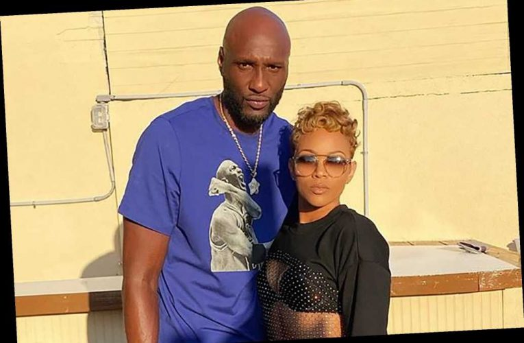 Lamar Odom and fiancée Sabrina Parr announce wedding date