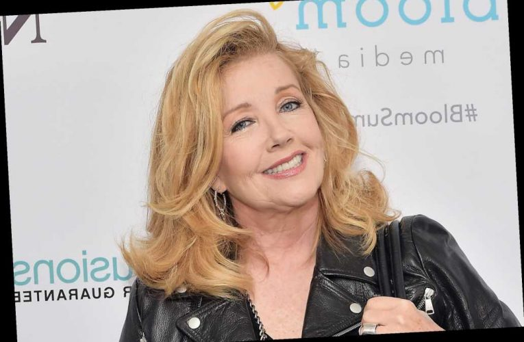 'Young and the Restless' star Melody Thomas Scott describes cast's return to set