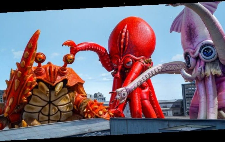 'Monster SeaFood Wars' is a Wild Kaiju Comedy That Delivers the Delicious Goods [Fantasia Film Festival]
