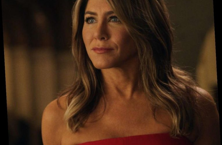 """Jennifer Aniston Calls The Morning Show """"20 Years of Therapy"""" in New Interview"""