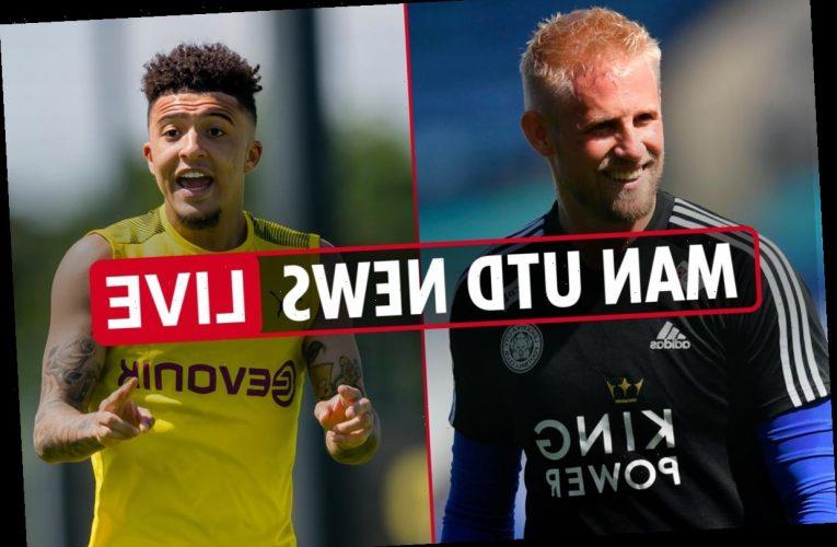 10pm Man Utd transfer news LIVE: Sancho LATEST, Smalling RETURNING to Old Trafford, Schmeichel EXCLUSIVE, Raul Jimenez – The Sun