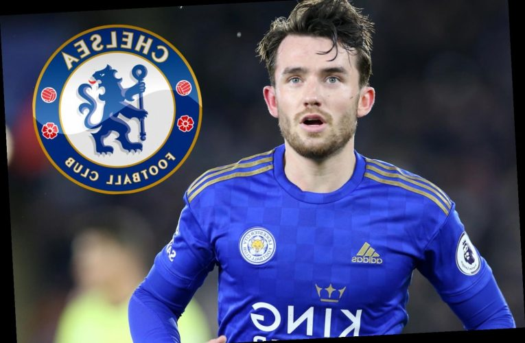 Chelsea 'close to sealing £50m Ben Chilwell transfer' with Leicester defender undergoing medical checks