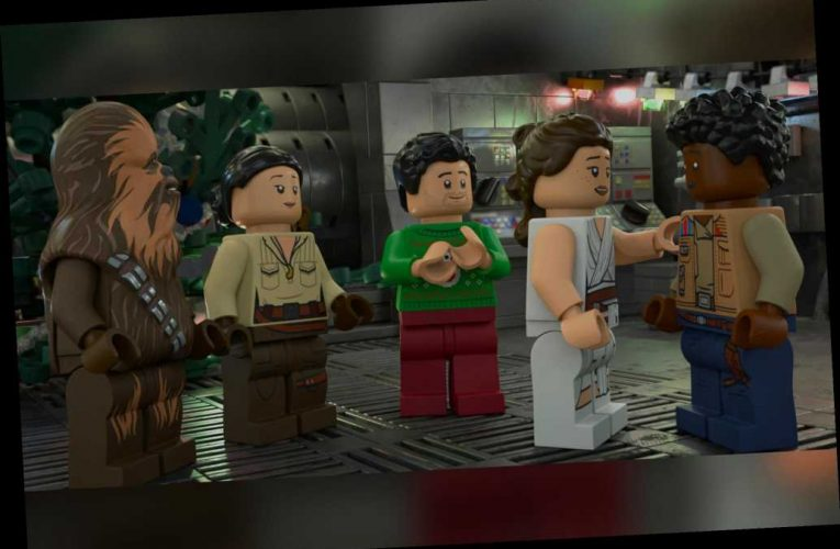'Lego Star Wars Holiday Special' headed to Disney+
