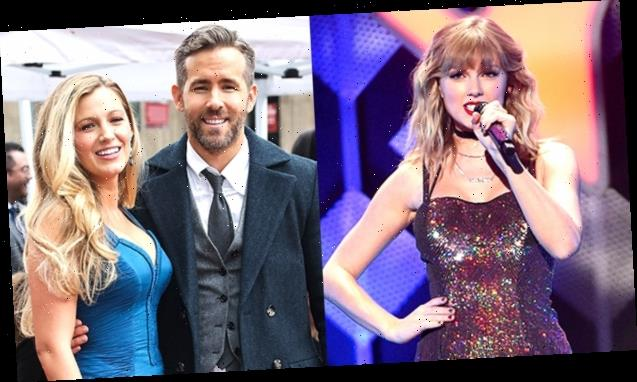 Taylor Swift Confirms She Revealed Blake Lively & Ryan Reynolds' Baby's Name In New Song