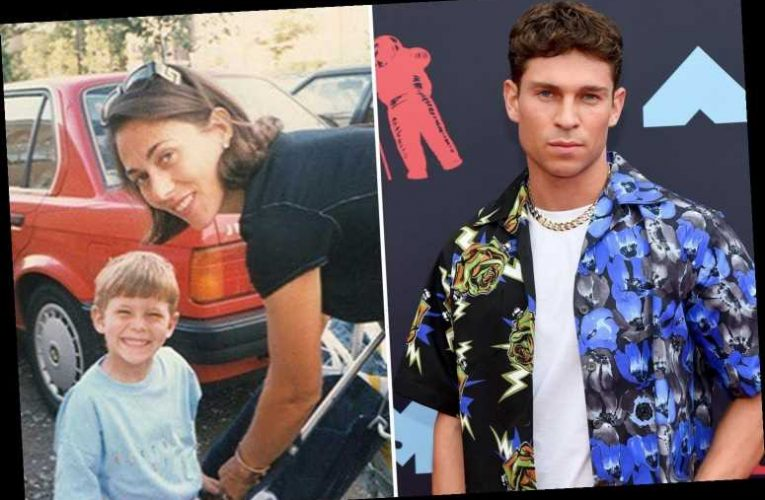 Joey Essex is filming an agonising BBC documentary on the effect of his mum's suicide when he was just ten