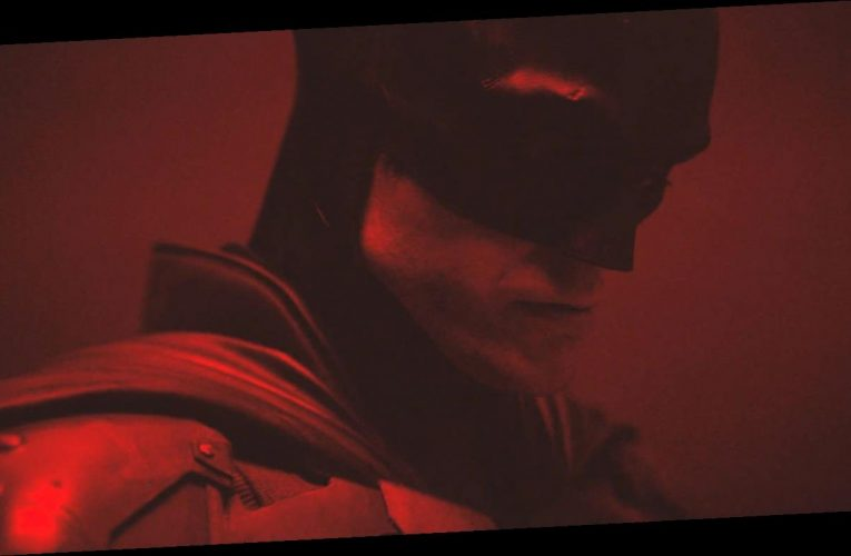 DC's The Batman Director Reveals Movie's Logo And New Poster