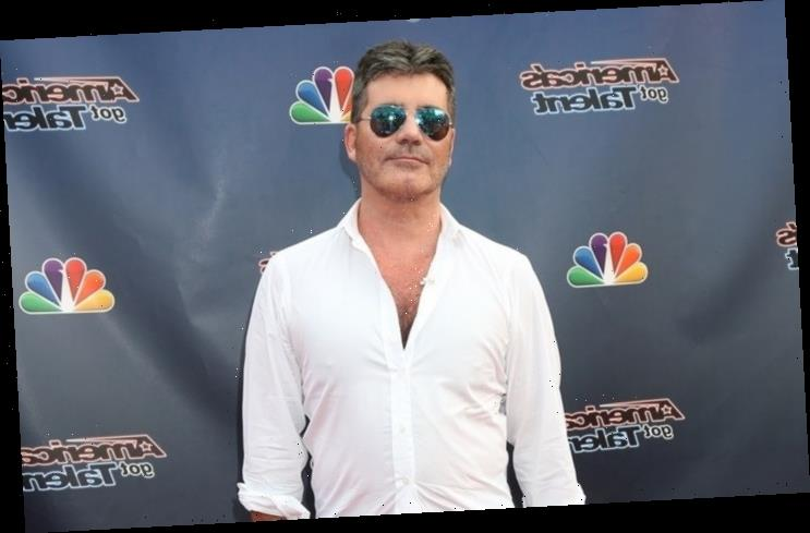 Simon Cowell's Back Injury Inspires PETA to Name Wounded Bull After Him
