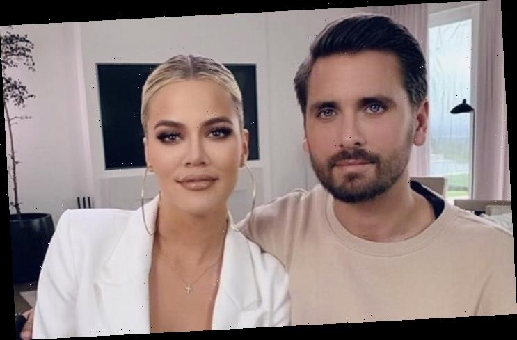 Scott Disick Seemingly Confirms Khloe Kardashian and Tristan Thompson Reconciliation