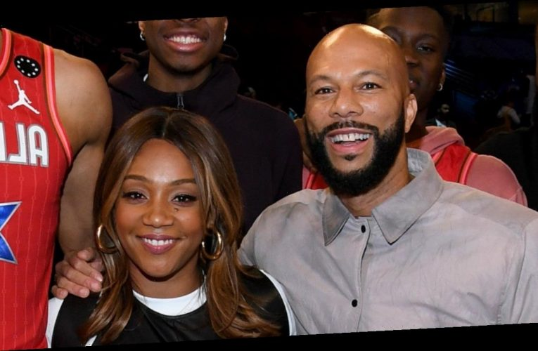 Common Praises Tiffany Haddish While Talking About Their Relationship