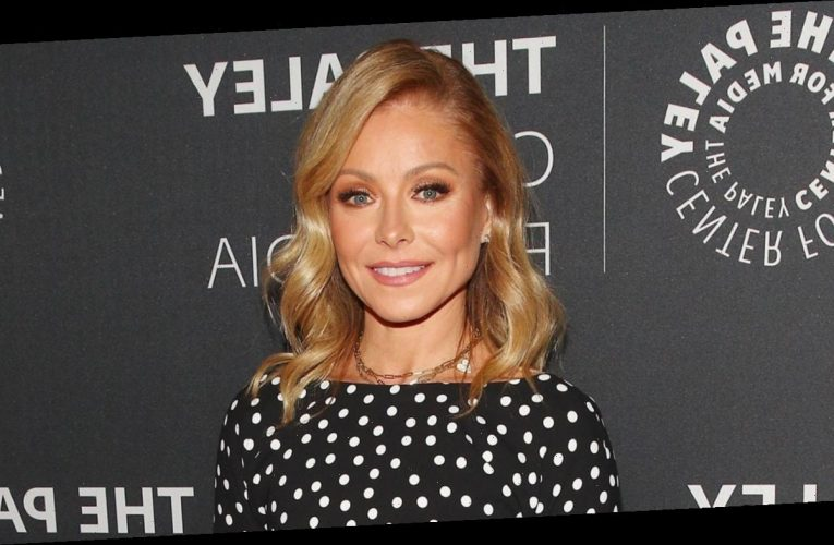 Kelly Ripa Shows Off Progression of Her Gray Roots Month by Month