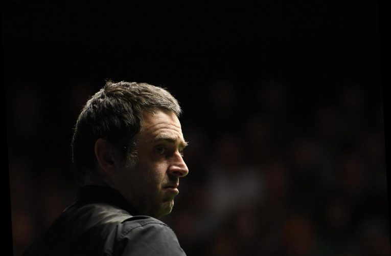 Ronnie O'Sullivan makes blistering start against Thepchaiya Un-Nooh in pursuit of sixth World Snooker Championship title