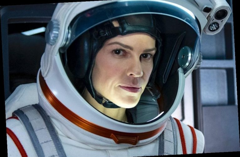 Quick Question, Was Hilary Swank's Character in 'Away' Inspired by a Real Person?
