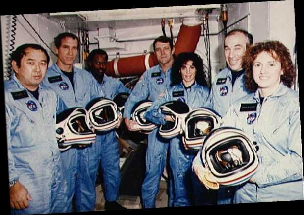 Remembering The 7 Crew Members Who Died On The Challenger Shuttle