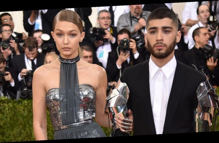 Gigi Hadid's dad hints she's given birth to first child with Zayn Malik with sweet note